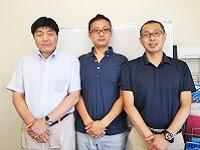 http://iishuusyoku.com/image/営業メンバーです。優しい先輩たちがしっかりサポートしますので安心してくださいね。