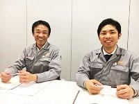 http://iishuusyoku.com/image/電子計算機室の先輩です!残業ほぼなし。ライブ鑑賞やマラソン、スポーツジムなど、仕事終わりに趣味を楽しんでいるそう!