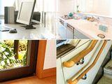 http://iishuusyoku.com/image/同社が扱っている製品が使われているフィールドは目立ちませんが、日常生活の中で欠かせないものばかり。クレーン、エレベーター、手すり、キッチンなど、実は私たちの身近なところでも活躍しているんです。