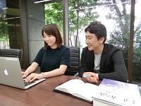 https://iishuusyoku.com/image/先輩のアシスタント業務からのスタート。ラフでフランクな雰囲気の社風なので、すぐに馴染めるはずです。