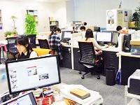 https://iishuusyoku.com/image/オフィスは神田駅からすぐ。明るく快適な環境で仕事に集中することができ、社員の定着率は抜群です!