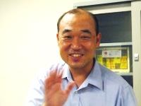 https://iishuusyoku.com/image/「お客様から、直接ありがとうと感謝されるのが、大きなやりがいです!」と語る開発部長さん。
