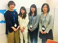 https://iishuusyoku.com/image/社内の男女比は5:5。産休育休がありますので、女性の方も長く活躍できます♪