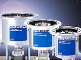 超高真空をつくる真空ポンプ「クライオポンプ」で国内トップシェア!半導体や液晶、ディスク等の電子部品やメガネレンズなどの成膜装置などに広く活躍しています。