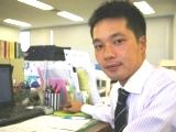 https://iishuusyoku.com/image/営業の先輩です!オフィスビルや商業施設、病院など多くの場所の環境機器を手掛けています。豊富な実績があるので、お客様からの信頼も厚く営業活動はしやすいです。