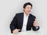 https://iishuusyoku.com/image/「優秀な社員を育て、思いっきり活躍できる会社を作りたい!」と、熱く語る社長。