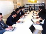 https://iishuusyoku.com/image/研修制度が非常に充実しており、社内勉強会や外部研修にも参加可能!基礎的なビジネスマナーや、ISOやPマークについての知識、管理職になるためのマネジメント研修まで幅広く学べます。