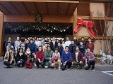 https://iishuusyoku.com/image/毎年恒例の社員旅行の様子。普段は仕事に真面目ですが、遊ぶときは遊ぶ!メリハリの効いた社風です。