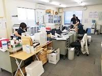 働きやすく明るい職場です。少数で構成される営業所なので、きっとすぐに馴染んでいただけるはずです!