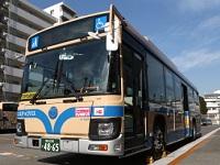 横浜市民の毎日を支える「市営バス」も運行!市営地下鉄の駅構内並びに高架下その他の未利用地活用など、便利で快適、そして安全なまちづくりを担っています!