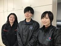社員の働きやすさに注目!若手が活き活きと活躍できるプロの測量集団です。
