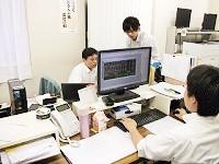 http://iishuusyoku.com/image/お客様、自社設計スタッフと綿密な打ち合わせを重ねてデザインしていきます。コミュニケーションこそが大事な仕事です。