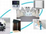 建物設備を総合的に制御・管理。省エネルギーで地球環境にやさしいビルシステムを提供しています。