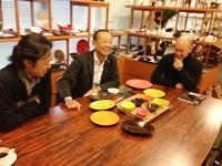 六本木で話題のカジュアルレストランでも、同社の提案が採用されており、オシャレに美味しく料理を演出しています!