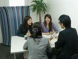 https://iishuusyoku.com/image/平均年齢は30歳と若く、スタッフの半数は女性です。社内の雰囲気は明るく、オフィスには有線が流れ、のびのびと仕事ができます。