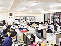 http://iishuusyoku.com/image/本社オフィスです!新宿駅からも徒歩圏内なので、通勤も便利です!