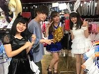https://iishuusyoku.com/image/TikTokやインスタでも人気のアイドルやコスプレイヤーによる撮影会などのイベントも開催しています!