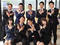 http://iishuusyoku.com/image/20代~30代を中心に若手スタッフがのびのび仕事している会社です!強い向上心を持った、個性豊かなスタッフしかおりません!