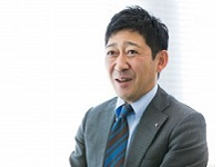 http://iishuusyoku.com/image/社長です。創業からの精神である「良きものづくり」を通じて新しい価値を創造していきます。