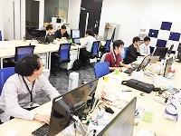 https://iishuusyoku.com/image/移転したばかりの新しいオフィス。同じフロアに開発メンバーもいるので、常に連携して仕事を進めていきます!