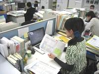 https://iishuusyoku.com/image/繁忙期を除き、残業ほぼ0。産休・育休も充実しているので、女性も活躍できる職場です。