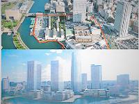 未来の都市計画を創造していく事業に携わります!自分が関わった都市の景観・街並みが将来のやりがいとなる仕事です!