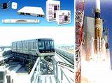 電力システム事業部門では、ロケット設備工事(種子島のH2Oロケットにも携わりました!)や、電車線路設備などの公共性が高いインフラ・ネットワーク構築も手掛けています。