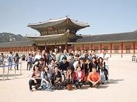 お小遣い以外全額会社負担の社員旅行×年3回!写真は、韓国旅行に行ったときのものです!