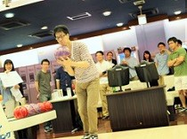 https://iishuusyoku.com/image/社内イベントは、社員が企画します!社長から若手社員まで仲が良く、個性豊かなメンバーが集まっています!