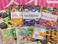 フレンチポテト、ミックスベジタブル、グリーンピース、ブルーベリー、マンゴーなど、世界の美味しい野菜やフルーツを冷凍してお届けしています!