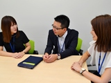http://iishuusyoku.com/image/本人の希望や適性、また条件などを考慮し、ベストなプロジェクトが選定されます。配属先は中部地区なので、腰を据えて長く働きたい方におすすめです。