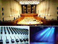 東京芸術劇場、フェスティバルホール、NHKスタジオなど多数の納入実績あり!パナソニックESエンジニアリングの協力会社として、安定した業績を誇っています!