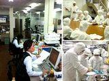 http://iishuusyoku.com/image/合計8ヶ月間の現場実習が行われ、商品製造の基礎をしっかり学んでいただきますので、未経験の方も安心。