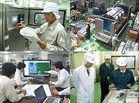 https://iishuusyoku.com/image/納入されてから30年使用されることもあるほど耐久性に優れた同社の製品。納品前の検査や、納入後のメンテナンスを欠かさない徹底した品質管理体制もその理由の一つです。
