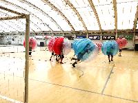 http://iishuusyoku.com/image/月に一度の社内イベントでは、フットサル、座禅、マジックショー、プラネタリウム、陶芸、体育館を貸し切ったレクリエーションもあり、社員同士が仲を深める大事な場となっております。