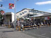 http://iishuusyoku.com/image/自動車のパーキングだけでなく、駐輪場事業も展開。違法駐輪の削減にも貢献しています!