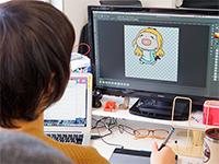 https://iishuusyoku.com/image/世界最先端である日本でのコンテンツノウハウを海外向けにアレンジ。培ってきたノウハウが同社の強みです。