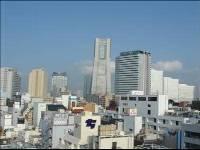 勤務地は港町横浜です。