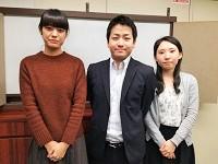 https://iishuusyoku.com/image/いい就職プラザを通じて入社された先輩たちです。「個」を大切にし、裁量をもたせてもらっていると感じられる職場です。