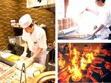 http://iishuusyoku.com/image/全店舗にオープンキッチンを採用し、手づくり・できたての美味しい食事をお客様に提供。目の前で調理するエンターテイメント性もあります!