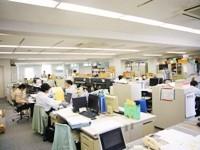 http://iishuusyoku.com/image/東京オフィスでは100名以上の社員が在籍しています。現地調査や打合せ等で外へ出ることも少なくないです。