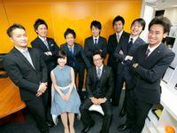 若手社員が活躍中の元気企業!創業から8年目を迎えるZ社では新たなステージに向けて新メンバーを募集します!