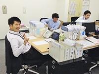 https://iishuusyoku.com/image/いい就職プラザから5名以上の方が入社しており、皆さん元気に活躍されています。写真は、東京支社の先輩です!