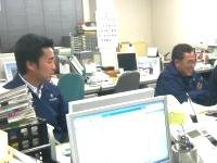http://iishuusyoku.com/image/風通しの良い社風で、ユーモラスな経営者と暖かい社員さんが多いのも魅力。