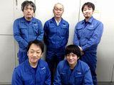 配属先の南大阪工場には、いい就職プラザから11年前と3年前に入社した先輩が2名活躍中!創業から100年を超える老舗企業で、優しい先輩のもと、あなたも社会人として成長してみませんか?
