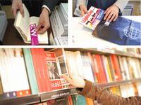 https://iishuusyoku.com/image/書籍に入れるしおり広告・買い物袋に入れるリーフレットなど、店舗に来る客層をターゲットにした広告戦略を展開!