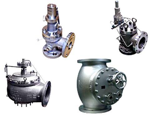 http://iishuusyoku.com/image/安全弁とは、ガスなどの流体を貯蔵するタンクなどに使用され、中の圧力を逃がして破損や爆発から守ることができる最終安全装置です!