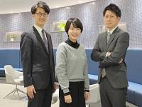 https://iishuusyoku.com/image/新しい技術分野は若手に任せる方針。若い方のアイデアとエネルギーに期待しています!