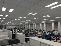 移転したばかりの新築オフィス!とても働きやすい環境です。