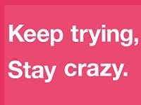 """Keep trying Stay crazy""会社もメンバーも日々成長する「Webコンサルティングカンパニー」です☆"